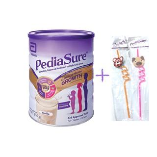 Sữa Bột Pediasure Complete Balanced Nutrition Vanilla 850g Úc [ Tặng kèm Ống Hút Pediasure Siêu Dễ Thương ] thumbnail