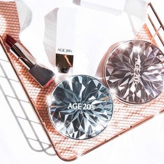Phấn Lạnh Kim Cương Age 20's Essence Cover Pact Diamond