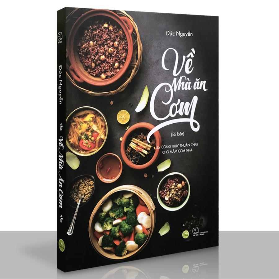 Sách - Về Nhà Ăn Cơm