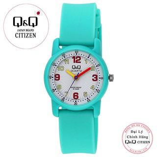 Đồng hồ trẻ em Q&Q Citizen VR41J004Y dây nhựa thương hiệu Nhật Bản thumbnail