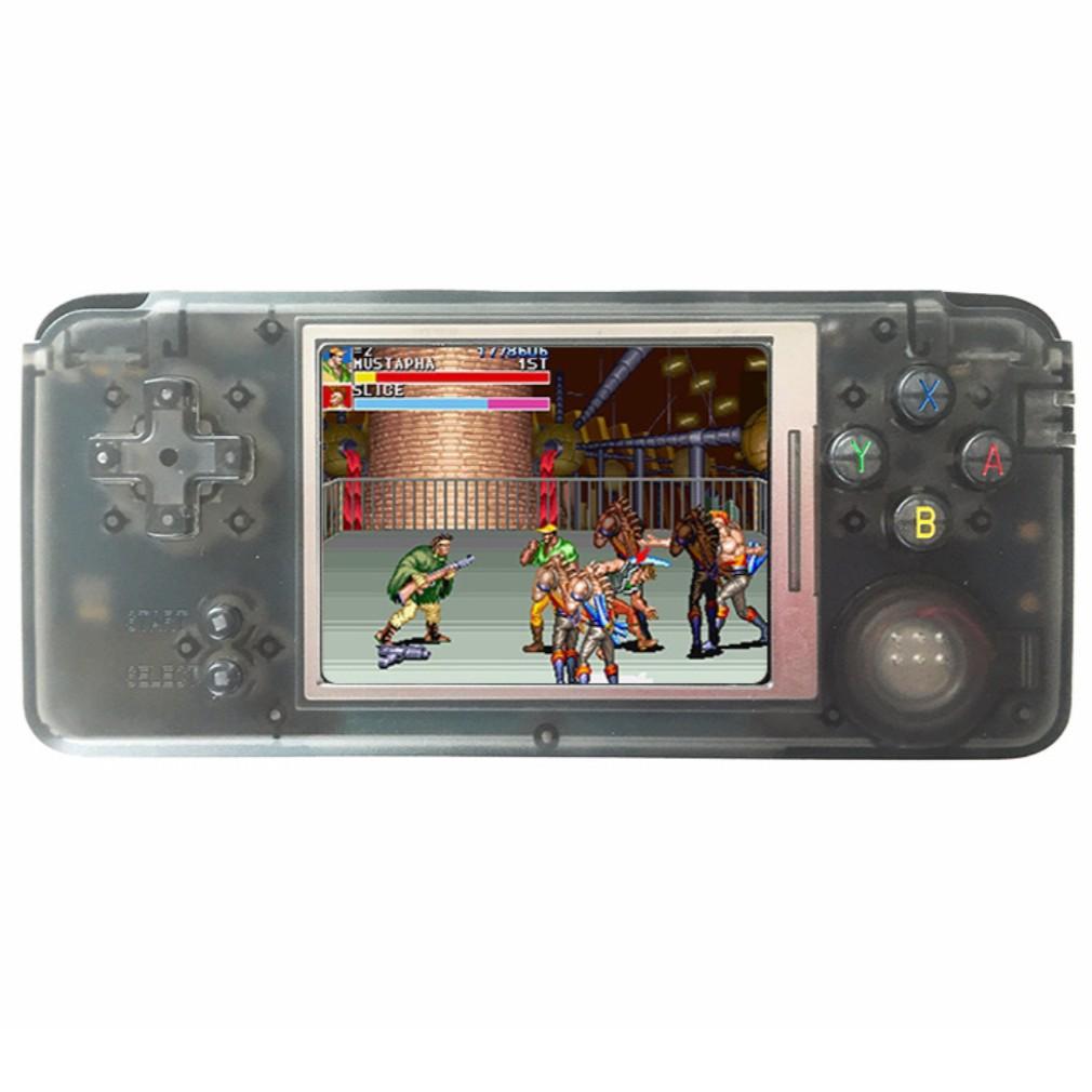 Máy chơi games 3000 trò 16Gb NES/NEOGEO/GBA/FC có thể hình ảnh xuất ra TV - ShopToro - 23030538 , 5901176324 , 322_5901176324 , 1580000 , May-choi-games-3000-tro-16Gb-NES-NEOGEO-GBA-FC-co-the-hinh-anh-xuat-ra-TV-ShopToro-322_5901176324 , shopee.vn , Máy chơi games 3000 trò 16Gb NES/NEOGEO/GBA/FC có thể hình ảnh xuất ra TV - ShopToro