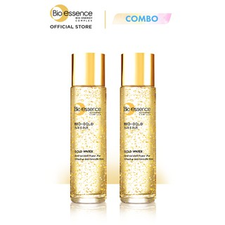 """Combo 2 Nước dưỡng ngăn ngừa lão hóa vàng 24k Bio-Gold Bio-Essence 150ml/chai giá chỉ còn <strong class=""""price"""">44.900.000.000đ</strong>"""