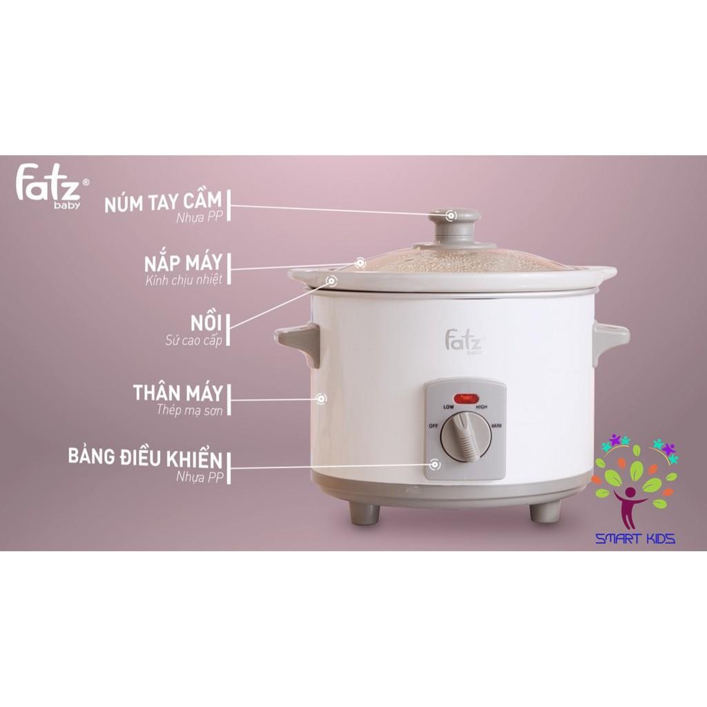 Nồi nấu chậm Fatz baby FB9015MH/FB9020MH/FB9025MH