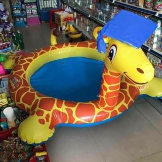 Bể Bơi Hươu Cao Cổ