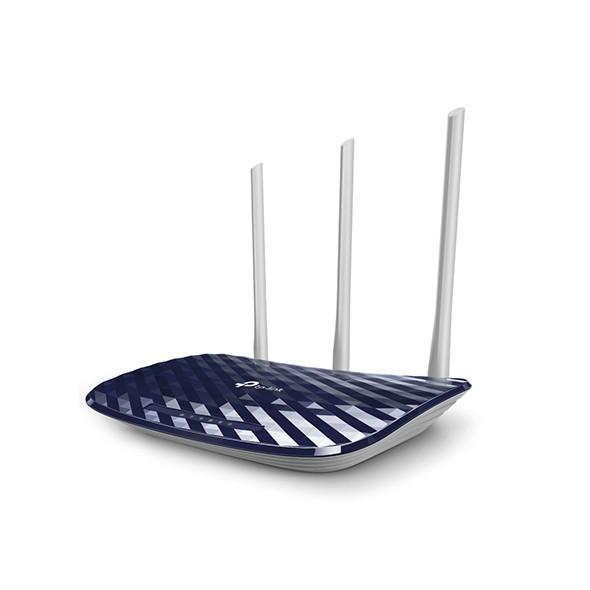 [Mã 267ELSALE hoàn 7% đơn 300K] Thiết bị phát wifi TPLink Acher C20 AC750