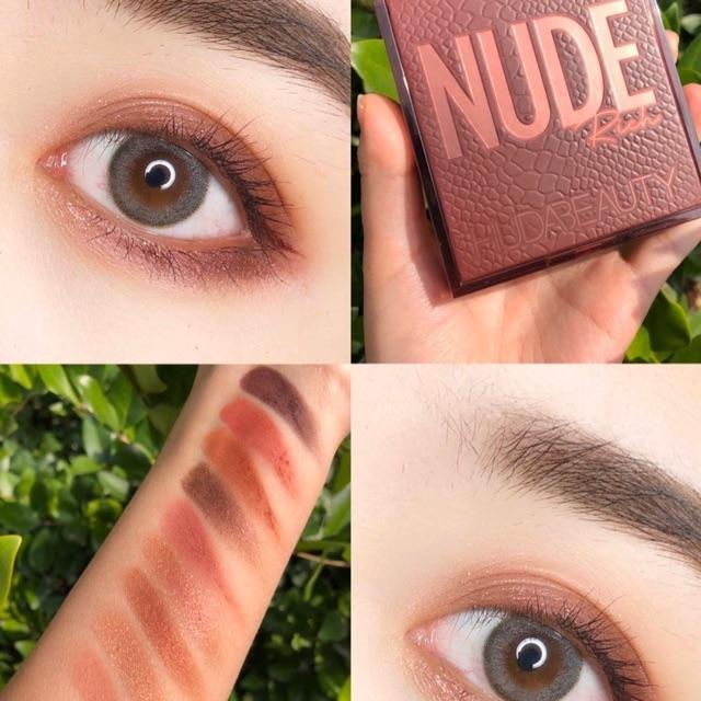 Bảng mắt Huda Beauty Nude Rich | Shopee Việt Nam