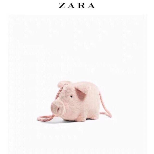 Túi heo Zara