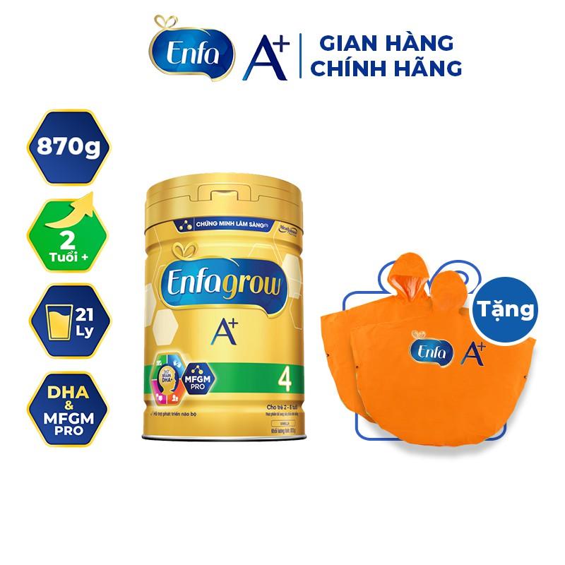 Sữa Bột Enfagrow A+ 4 870g