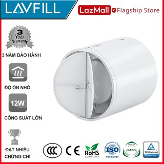 [Mã ELFLASH5 giảm 20K đơn 50K] Quạt thông gió đường ống có nắp che LAVFILL LFI-09SI