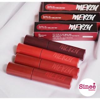 Son Merzy giá rẻ Freeship từ 150K Son Kem Merzy Bite The Beat Mellow Tint thumbnail