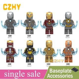 Bộ Xếp Hình Lego Nhân Vật Iron Man X0254 thumbnail