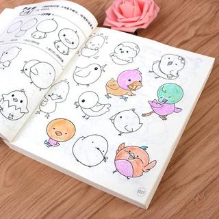 Quyển tập tô 5000 mẫu cho bé tặng kèm hộp bút chì 12 màu