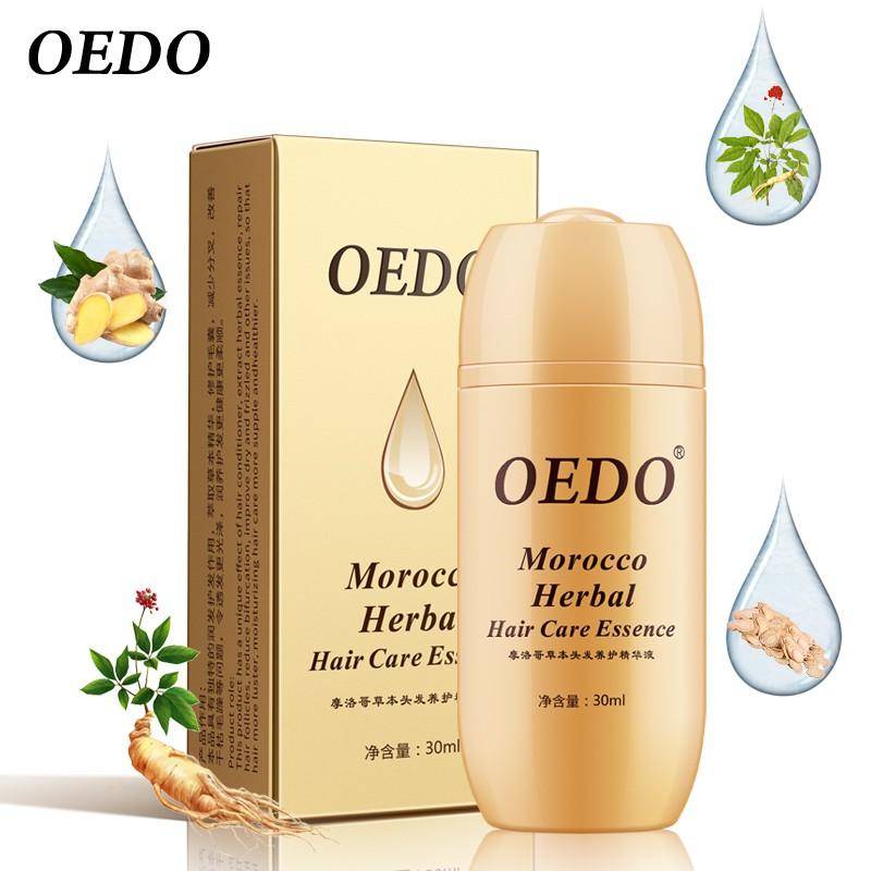 eady Stock] Tinh chất nhân sâm và Morocco giúp kích thích mọc tóc và giảm rụng tóc hiệu quả