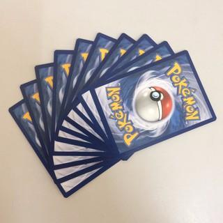 Combo 10 Thẻ bài Pokemon chính hãng Nitendo