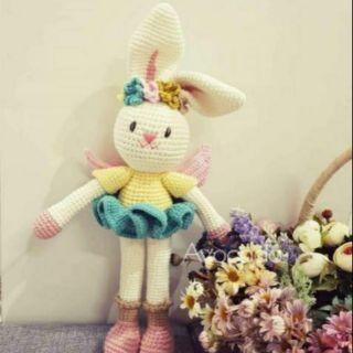 Thỏ thiên thần 41cm