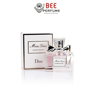 Nước Hoa Dior Miss Dior Blooming Bouquet EDT mini 5ML chính hãng cho nữ [CHUẨN AUTH] thumbnail