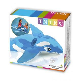 Phao bơi cá voi ngộ nghĩnh INTEX 58523