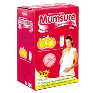 Combo 2 Hộp Bánh Mumsure Sữa hộp giấy 165 gam thumbnail