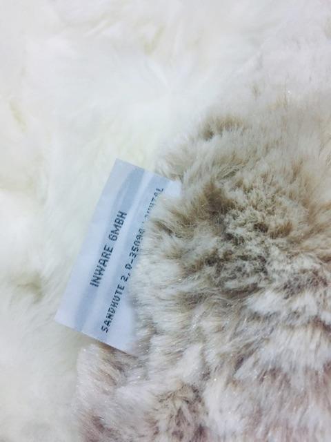 Gối cổ lông siu mềm mịn giá sale 55k hàng bao đẹp, bao chất .... hàng bán chưa ngườiđặt ai...