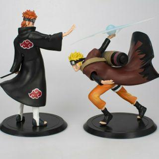 Combo mô hình Naruto và figure pain yakiho