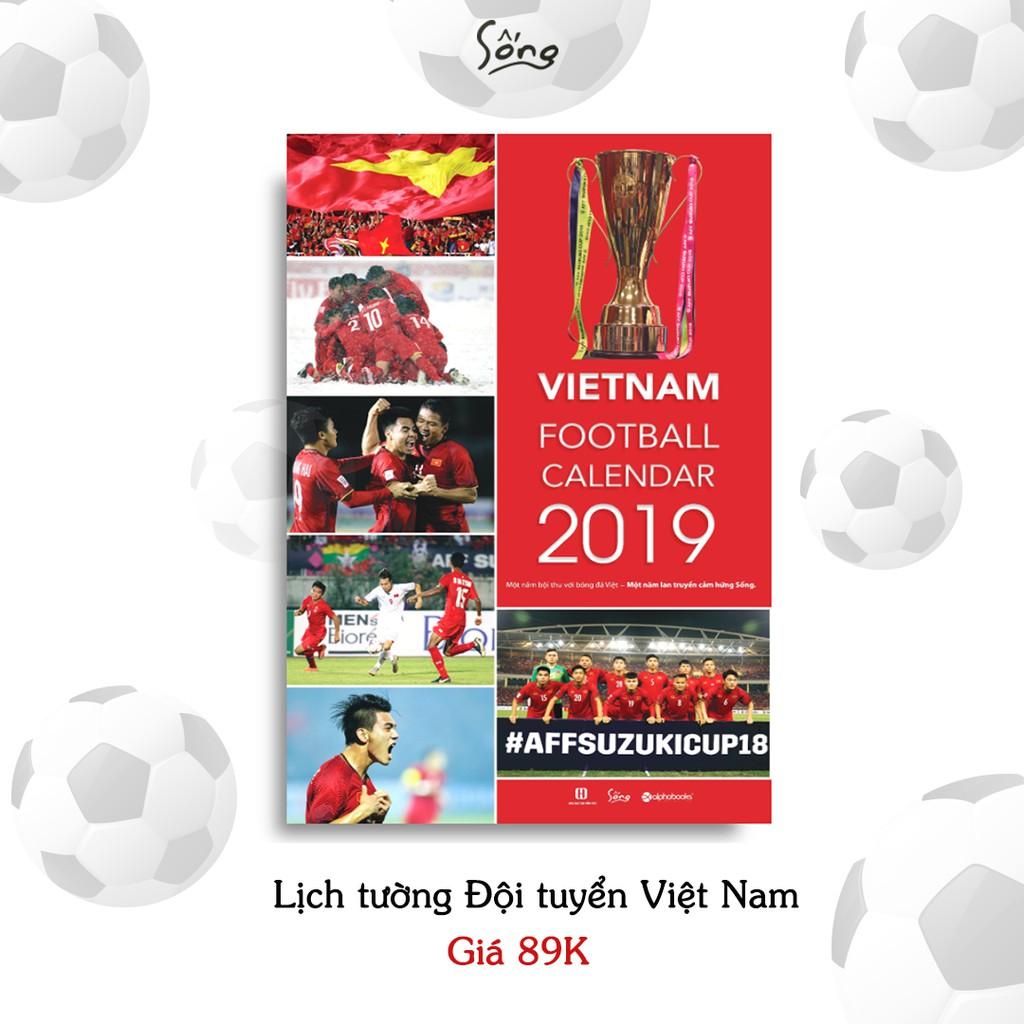 Lịch Bàn Bóng Đá Việt Nam 2019