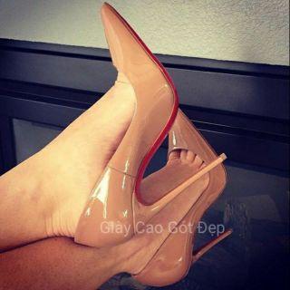 Giày Cao Gót VNXK 11cm