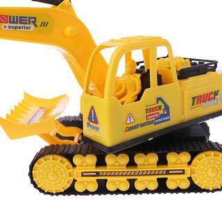 Engineering Vehicle Model Excavator Bulldozer Car Truck Kids Children Toy gifts