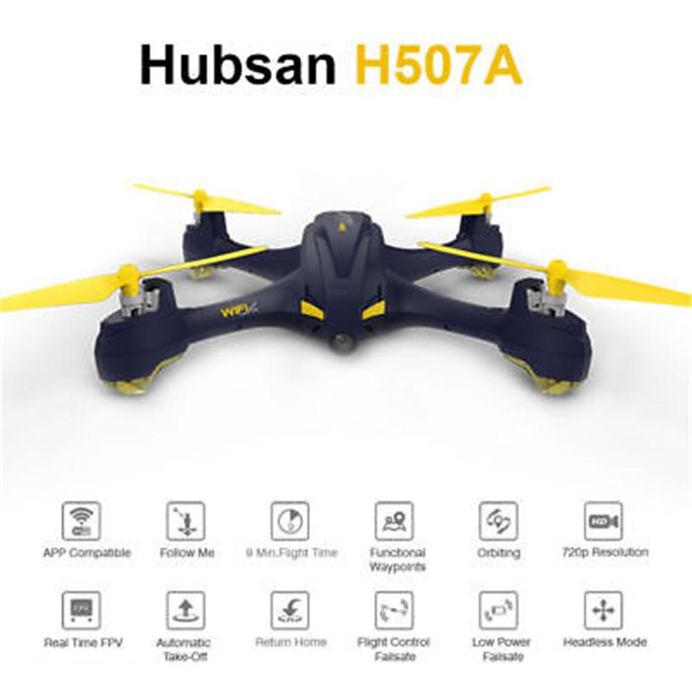 Ifone Original H507A Hubsan X4 Star Pro 720 P Wifi Camera FPV RC Quadcopter