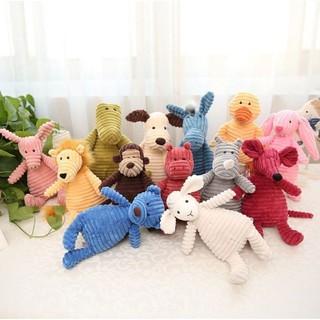 Thú bông, thỏ bông tai dài, cừu bông, mèo bông, chó bông, gấu bông nhỏ cực yêu cho bé sơ sinh ôm thumbnail