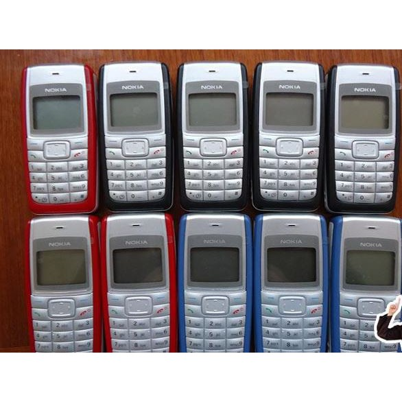 Điện Thoại Nokia 1110i chính hãng Nokia Pin Zin theo máy