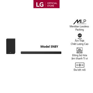 [Mã ELLGBD giảm 6% đơn 250K] Loa thanh LG SN8Y - Hàng Chính Hãng thumbnail