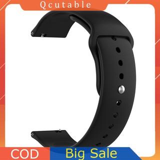 Dây Đeo Silicon 20mm Cho Đồng Hồ Thông Minh Galaxy Watch Active 2