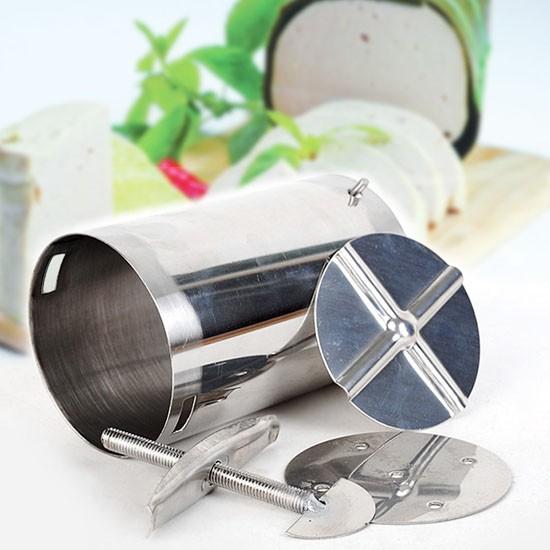 Khuôn làm giò inox 1kg - 3604350 , 1234881314 , 322_1234881314 , 64000 , Khuon-lam-gio-inox-1kg-322_1234881314 , shopee.vn , Khuôn làm giò inox 1kg