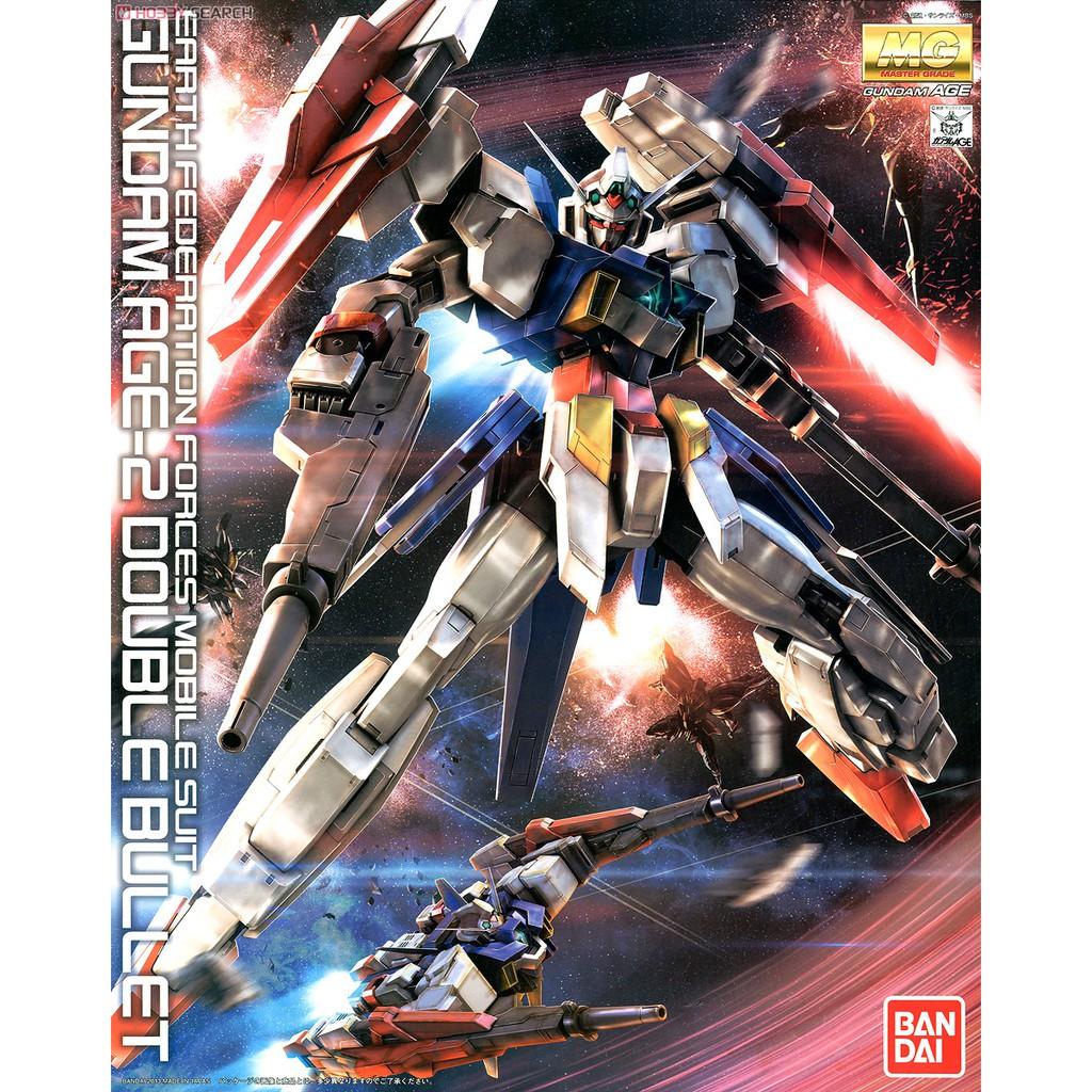 Mô hình Gundam MG Age-2 Double Bullet