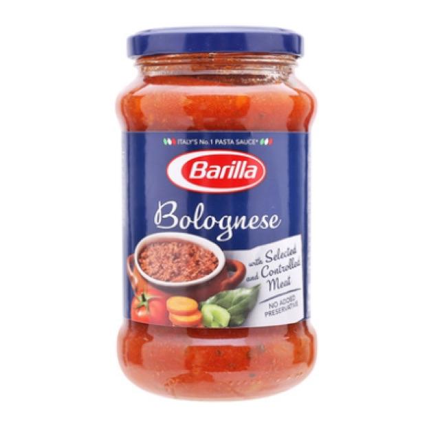Sốt cà chua thịt bò băm Barilla 400g
