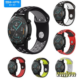 Dây đeo 2 màu Sport dành cho Huawei Watch GT / GT2
