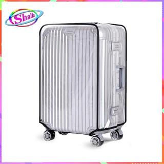Bao trùm vải - nhựa vali trong suốt cao cấp Size 20-24-28 inch Shalla GF55 thumbnail