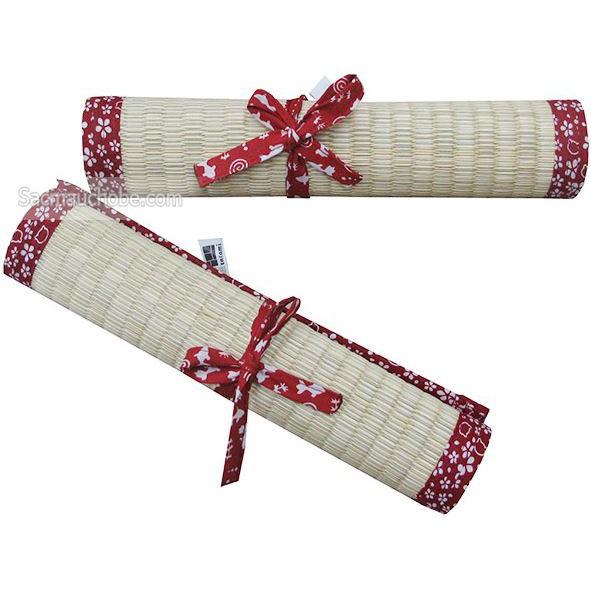 Chiếu cói Tatami cho bé sản xuất Nhật kich thước 30x60cm