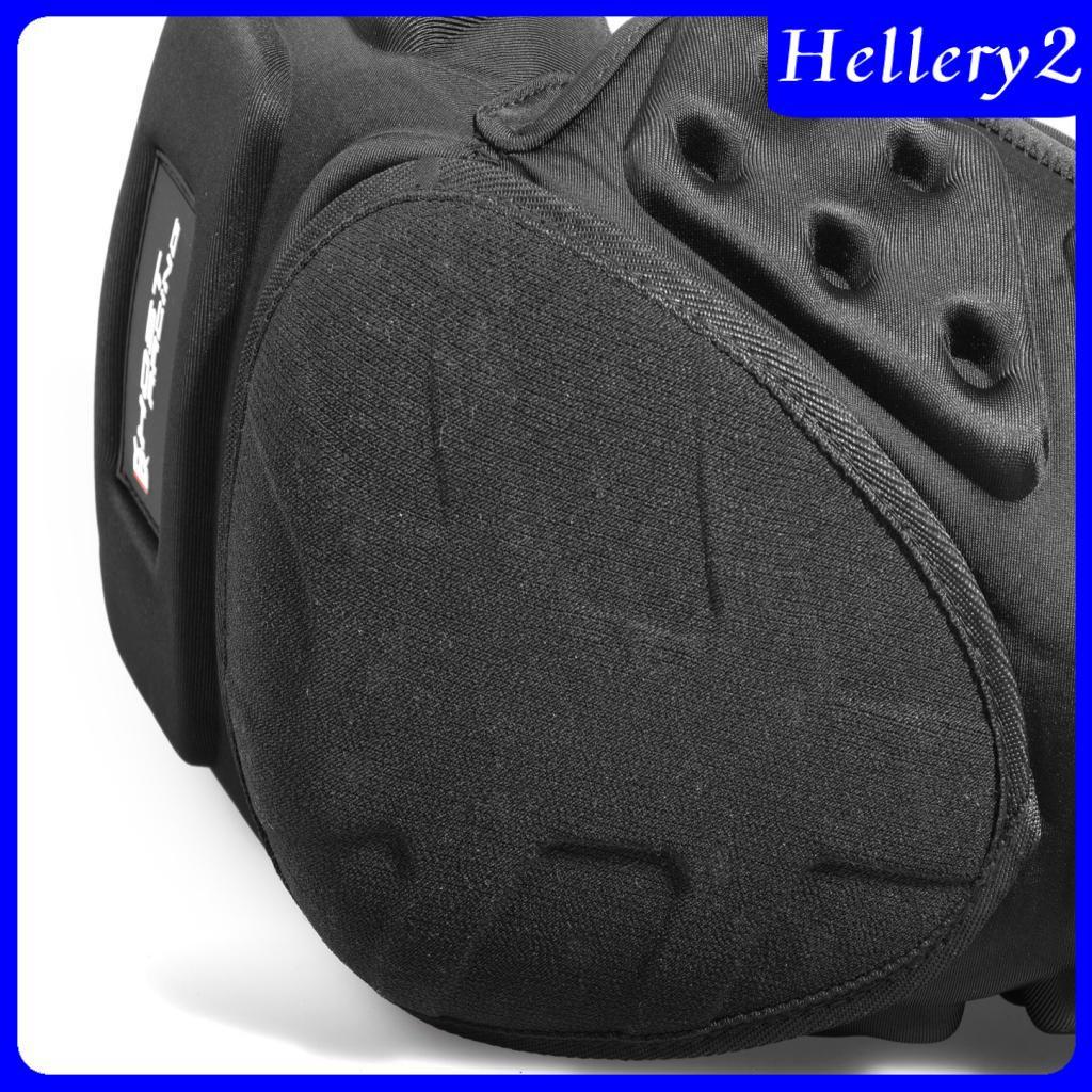 1 Cặp Đệm Bảo Vệ Đầu Gối Khi Chạy Xe Mô Tô Helioy2
