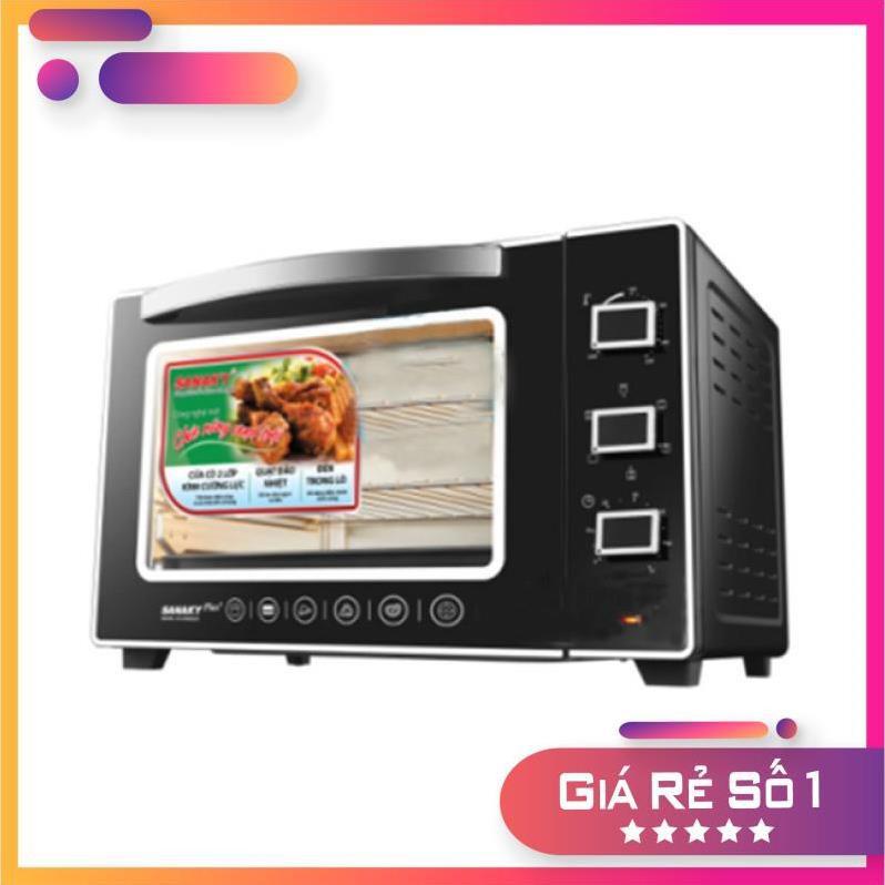 [Hàng mới] Lò nướng Sanaky VH-5099S2D (50 lít)