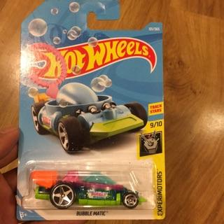 Xe mô hình Hot Wheels Bubble Matic.