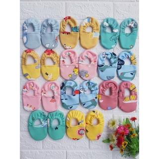 Giày nỉ bông siêu ấm cho bé 0-2 tuổi thumbnail