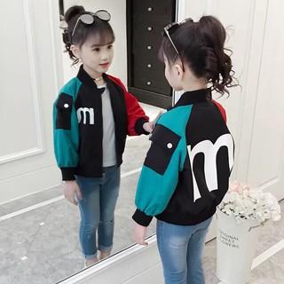 Áo khoác boomber dành cho bé HNUYH21