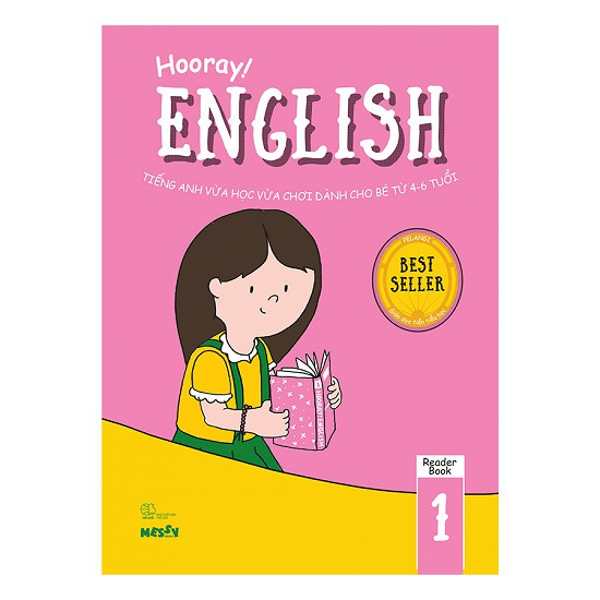 Sách - Hooray English Reader Book 1