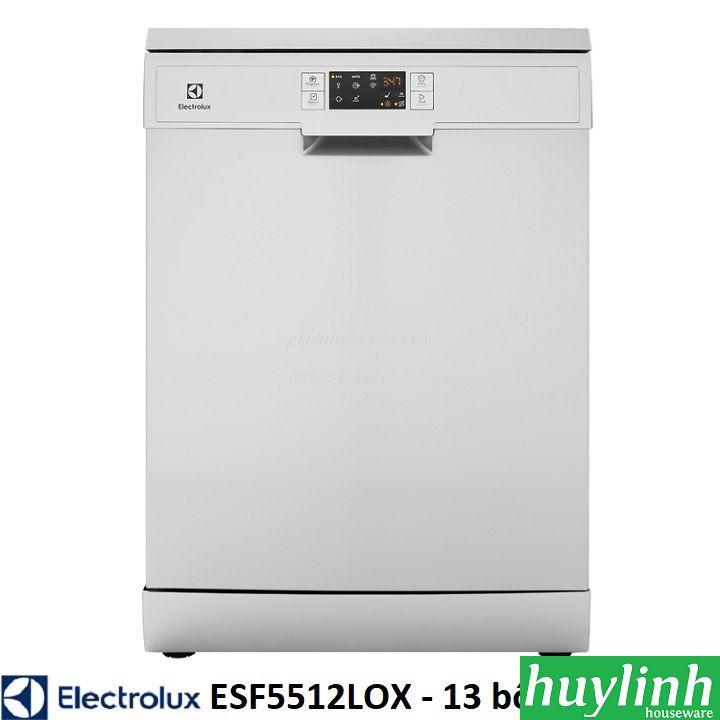 Máy rửa chén bát Electrolux ESF5512LOX - 13 bộ - 1950W
