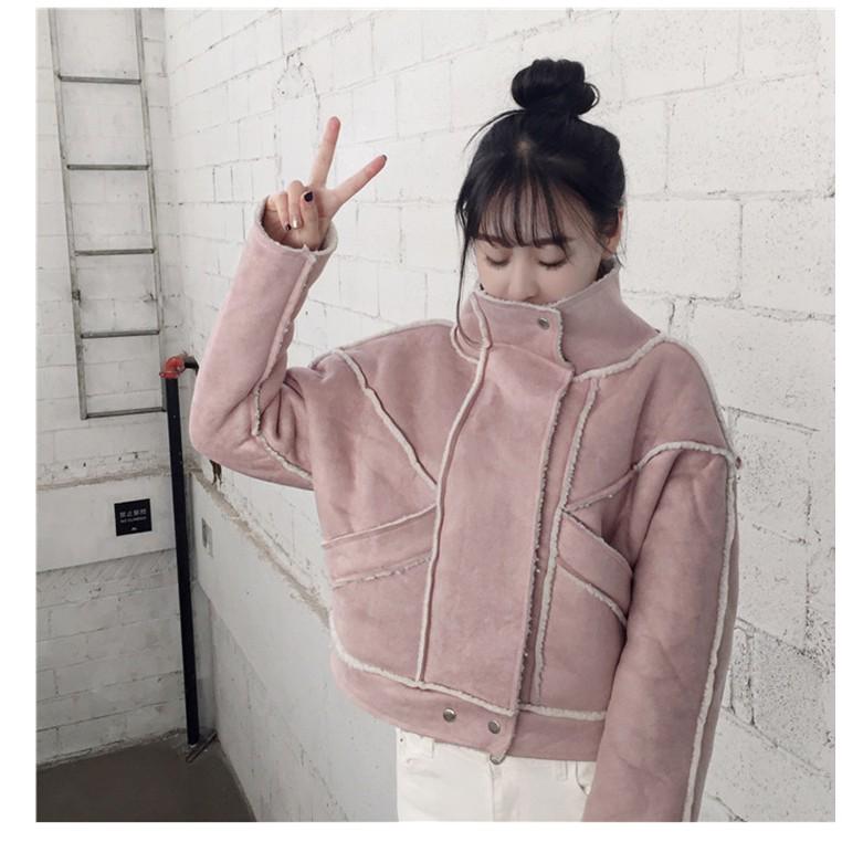 áo khoác jackets cách điệu Quảng Châu order 7-15 ngày, k sẵn ms 3443