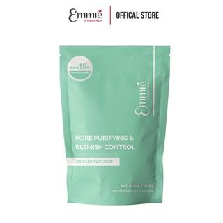 Gel rửa mặt Emmié sạch sâu và kiểm soát mụn 180ml - dạng túi thumbnail