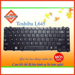 [NEW]Bàn Phím Laptop Toshiba Satellite L640 L645 C600 C640 thumbnail