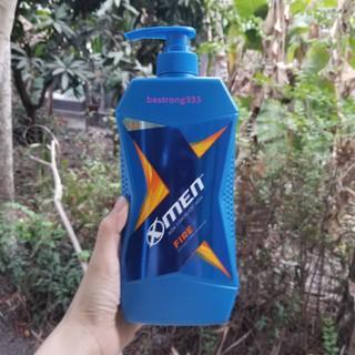 Sữa Tắm Nước Hoa X-Men Fire 650