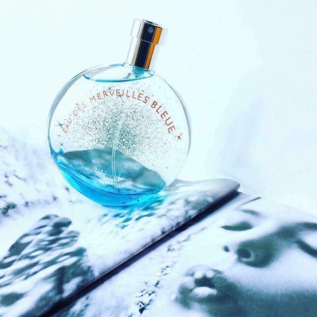 Nước hoa nữ HERMES Eau des Merveilles Bleue 30ml xách tay Pháp | Shopee  Việt Nam